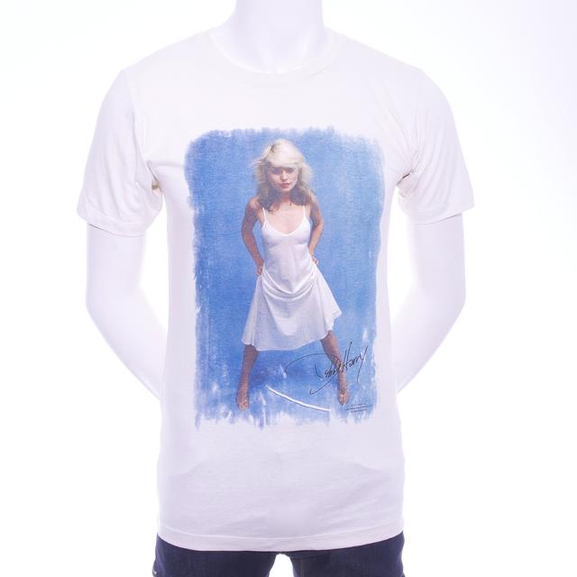 Blondie White Dress T-Shirt
