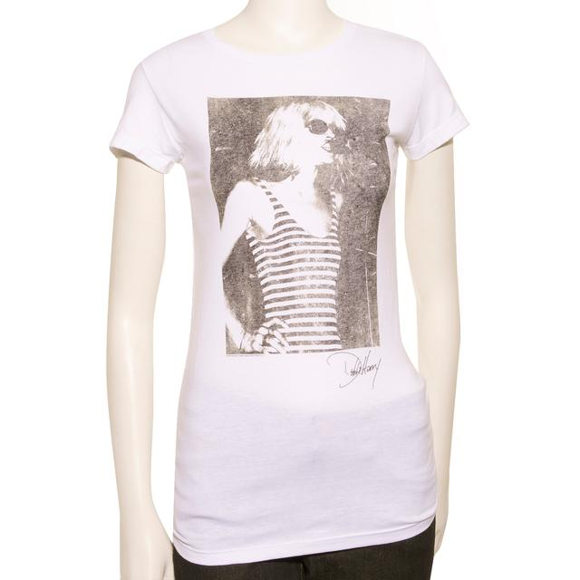 Blondie On The Mic T-Shirt