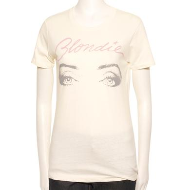 Blondie Hanging Out Ladies T-Shirt