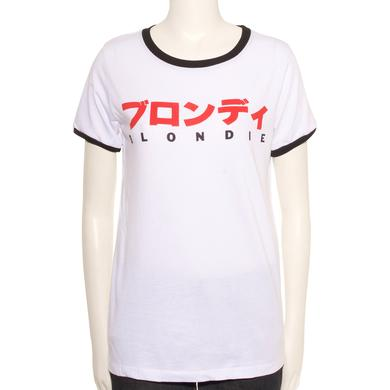 Blondie Women's Classic Japan Tour T-Shirt