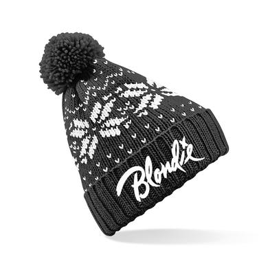 Blondie Classic Logo Knit Winter Hat