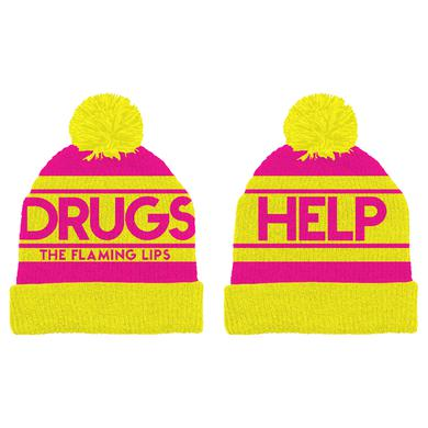 The Flaming Lips Drugs Pom Beanie