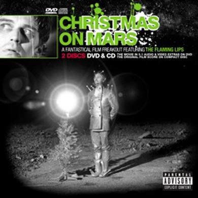 The Flaming Lips Christmas on Mars Deluxe Edition CD/DVD
