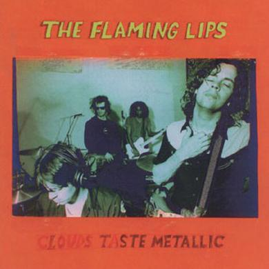 The Flaming Lips Clouds Taste Metallic CD