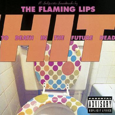 The Flaming Lips Hit To Death In The Future Head CD
