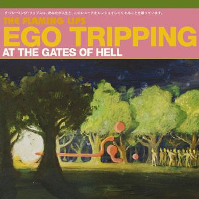 The Flaming Lips Ego Tripping At The Gates of Hell CD