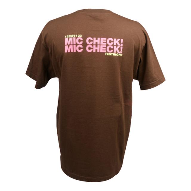 The Flaming Lips Mic Check T-Shirt