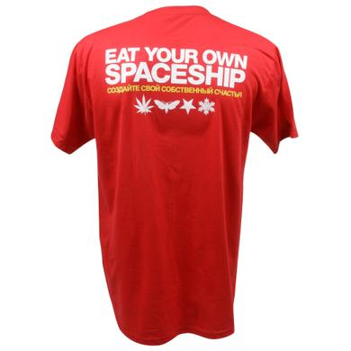 The Flaming Lips Eat Your Own Spaceship T-Shirt