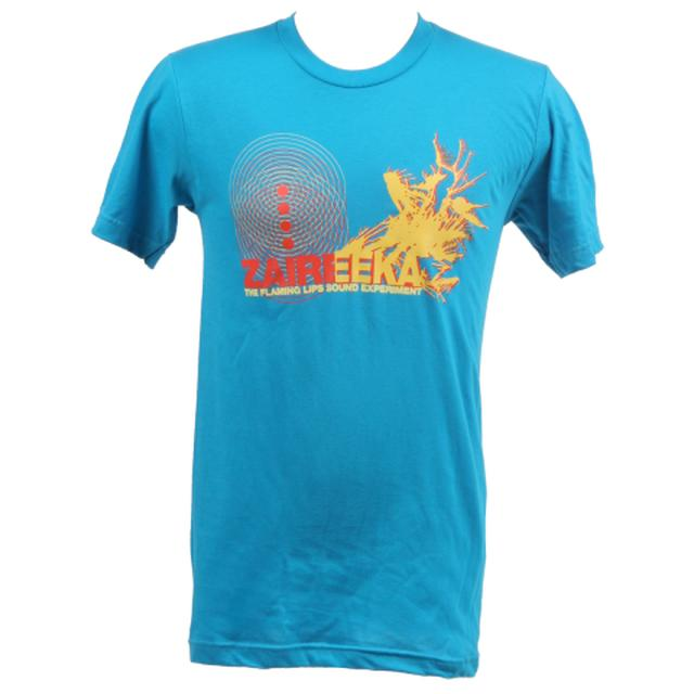The Flaming Lips 1997 Zaireeka T-Shirt