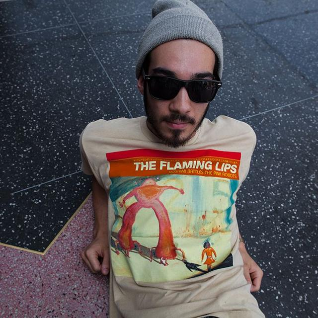 The Flaming Lips Yoshimi Cover T-Shirt
