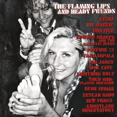 The Flaming Lips And Heady Fwends CD