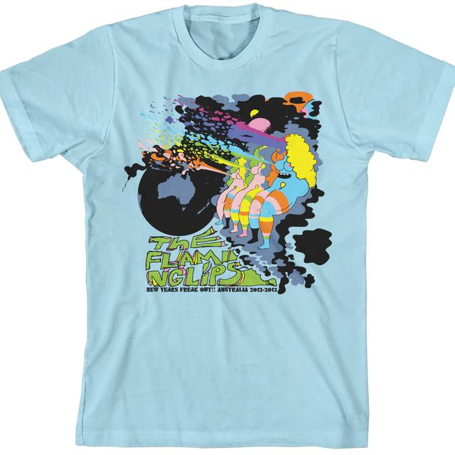 The Flaming Lips NYE Australia T-Shirt
