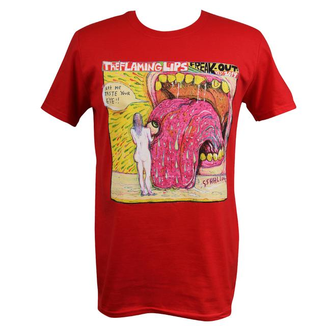 The Flaming Lips Taste Your Eye Unisex T-Shirt