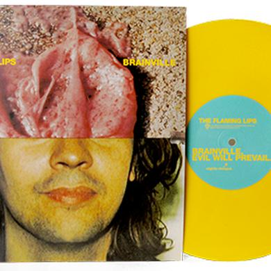 "The Flaming Lips Brainville EP 10"" Vinyl"