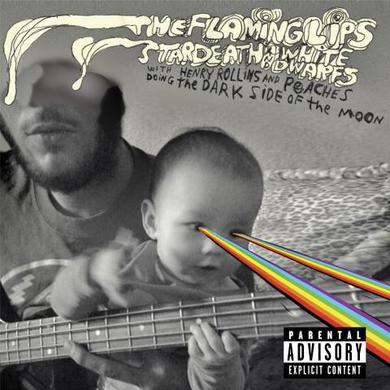 The Flaming Lips Dark Side Of The Moon 140g Vinyl & Bonus CD