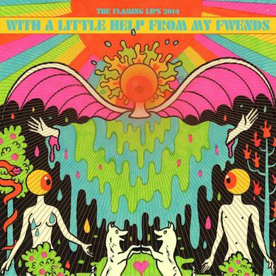 The Flaming Lips With A Little Help From My Fwends CD