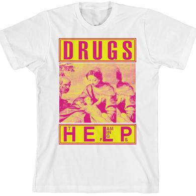 The Flaming Lips Drugs Help Unisex T-Shirt