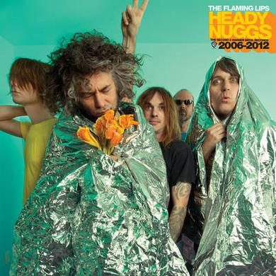 The Flaming Lips Heady Nuggs Vol. II Studio Albums 2006 – 2012 Vinyl