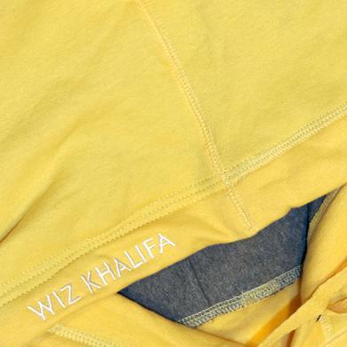 Wiz Khalifa Simple Smoking Joint Hoodie