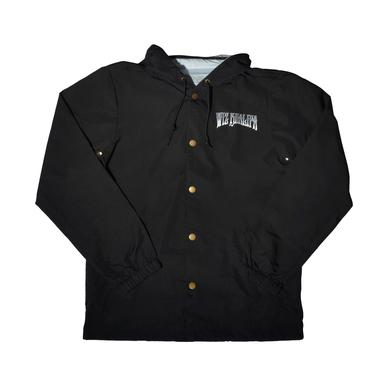Wiz Khalifa Khalifa Windbreaker Raincoat