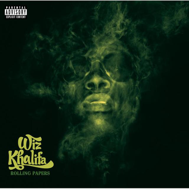 Wiz Khalifa Rolling Papers CD