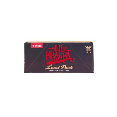 Wiz Khalifa Wiz x RAW Loud Pack Rolling Papers