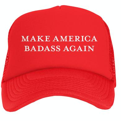 Kid Rock Make America Badass Again Hat