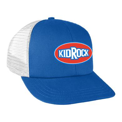 Kid Rock Charcoal Trucker Hat