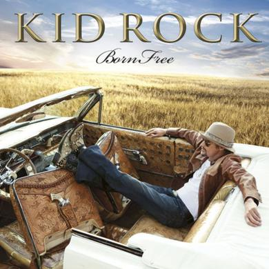 Kid Rock Born Free CD