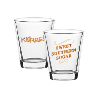 Kid Rock Sweet Southern Shot Glass Set