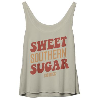 Kid Rock Groovy Sugar Women's Tank