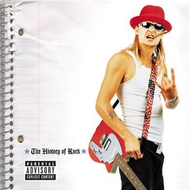 Kid Rock The History of Rock CD
