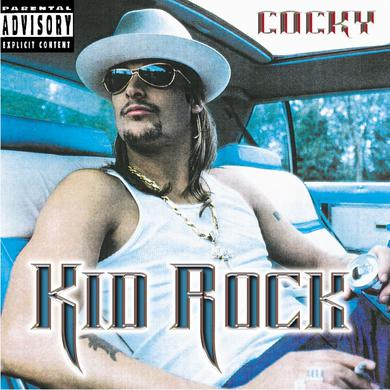 Kid Rock Cocky CD