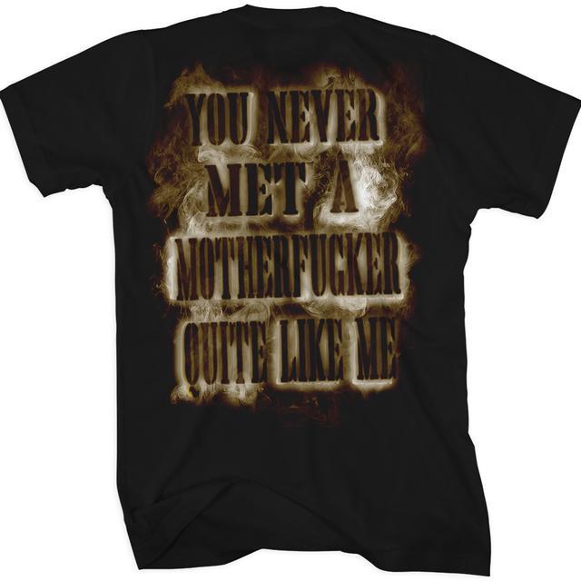 Kid Rock MFN Smoke T-Shirt