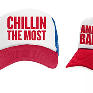Kid Rock Badass Hat Bundle