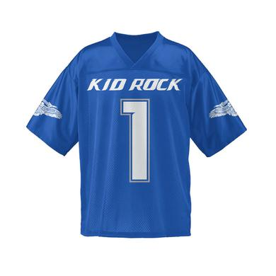 Kid Rock Fucks Given Blue Jersey