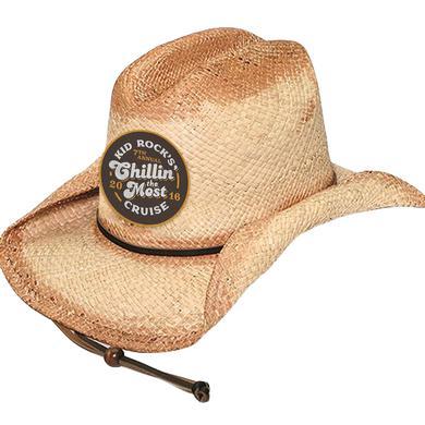 Kid Rock Cowboy Cruise Sun Hat