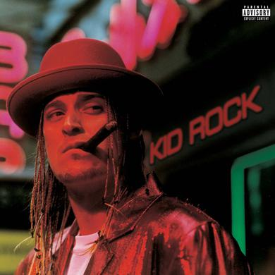 Kid Rock Devil Without A Cause Orange Vinyl
