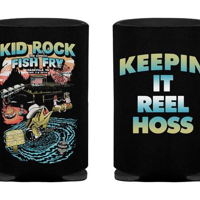 Kid Rock Fish Fry 2016 Scene Koozie