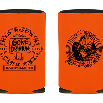 Kid Rock Drinkin Sign Koozie