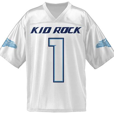 Kid Rock Fucks Given White Jersey