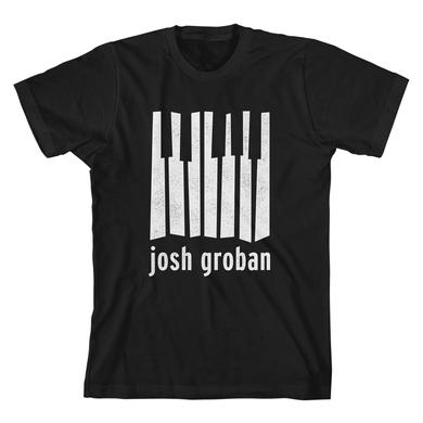 Josh Groban Crooked Keys T-shirt