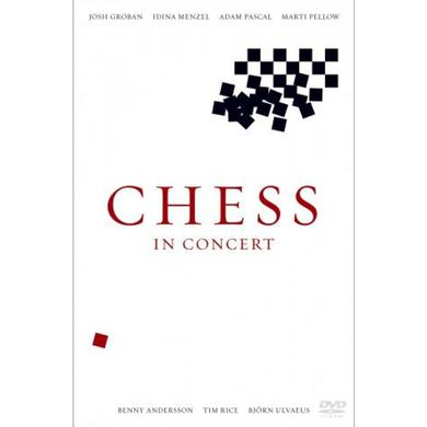Josh Groban Chess In Concert (DVD)