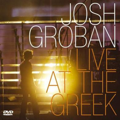 Josh Groban Live At The Greek (CD/DVD)