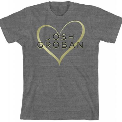 Josh Groban JG Heart T-Shirt