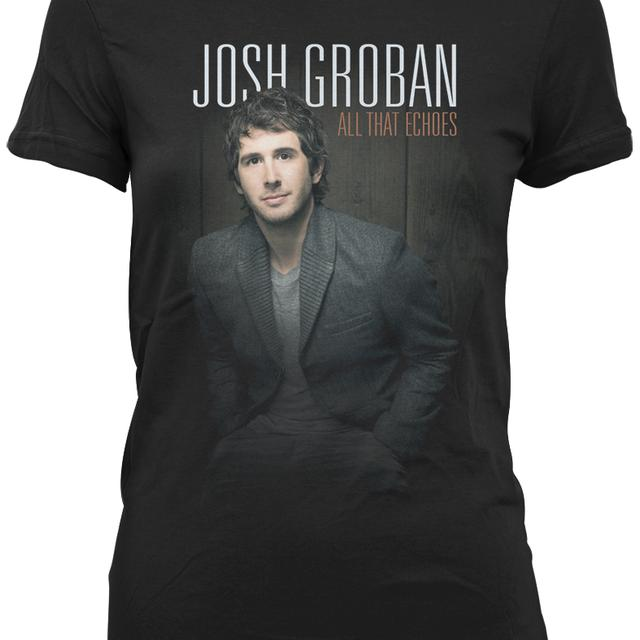 Josh Groban All That Echoes Jr T-Shirt