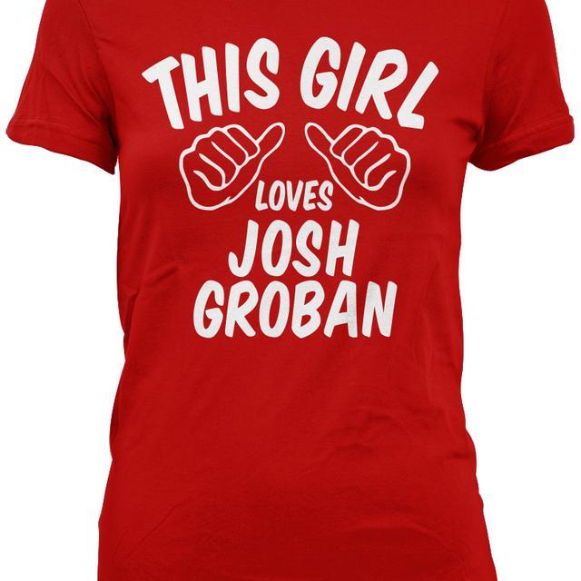 Josh Groban This Girl Jr T-Shirt