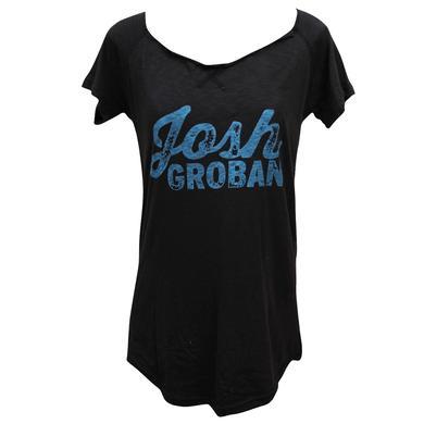 Josh Groban Script Sleep Shirt