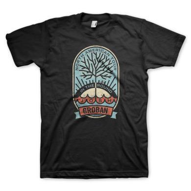 Josh Groban In The Round Label T-Shirt