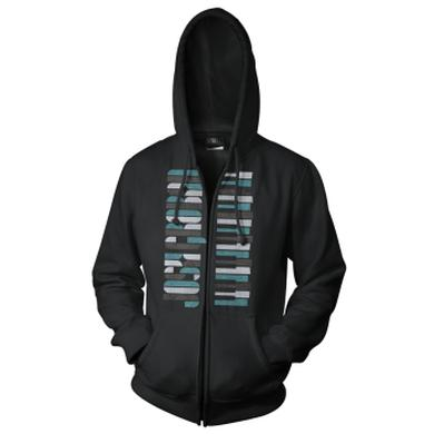Josh Groban Patterned Keys Hoodie